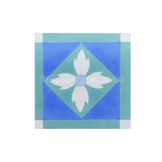 piso tozeto azul