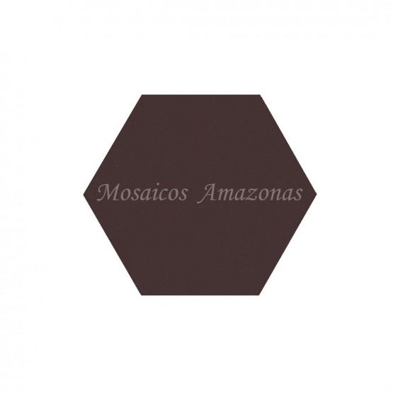 ladrilho hidráulico hexagonal