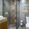 Ladrilho hidráulico banheiro