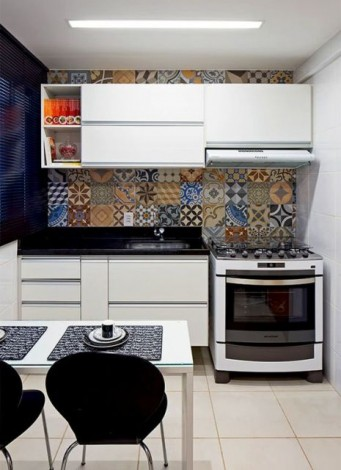 revestimento para parede da cozinha